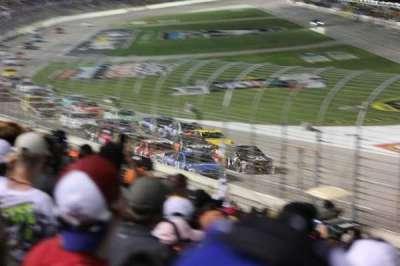 Texas Motor Speedway, Abschnitt: 130, Reihe: 29, Platz: 9