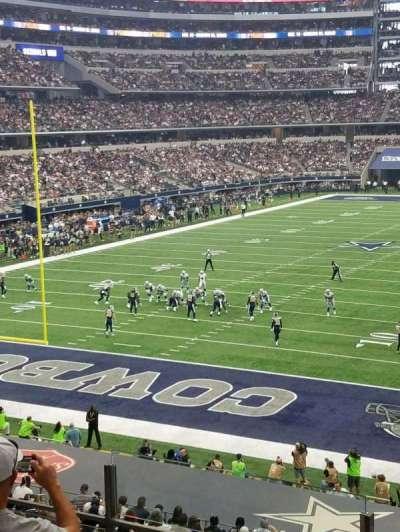 AT&T Stadium, Abschnitt: 219, Reihe: 5, Platz: 25