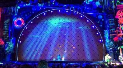 Palace Theatre (Broadway), Abschnitt: Orchestra Center, Reihe: Q, Platz: 102