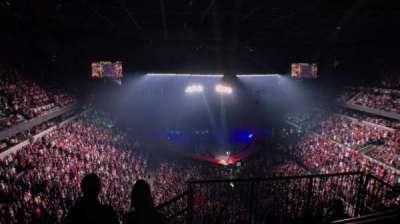 Capital One Arena, Abschnitt: 309, Reihe: K, Platz: 1