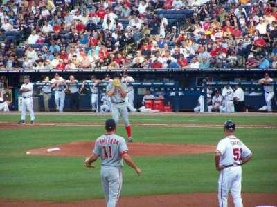 Turner Field, Abschnitt: 222, Reihe: 6, Platz: 7