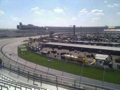 Dover International Speedway, Abschnitt: 218, Reihe: 9, Platz: 9