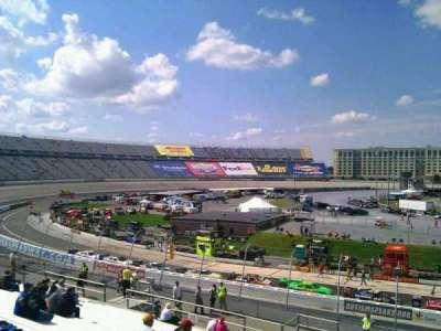 Dover International Speedway, Abschnitt: 109, Reihe: 30, Platz: 9