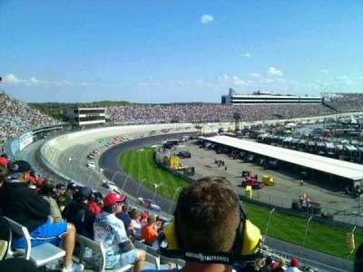 Dover International Speedway, Abschnitt: 210, Reihe: 19, Platz: 14