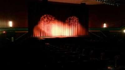 Landis Theater, Abschnitt: orchestra left, Reihe: v, Platz: 11