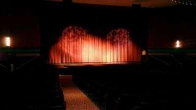 Landis Theater, Abschnitt: orchestra left, Reihe: t, Platz: 1