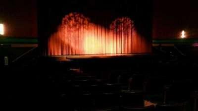 Landis Theater, Abschnitt: orchestra left, Reihe: r, Platz: 9