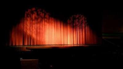 Landis Theater, Abschnitt: orchestra left, Reihe: k, Platz: 1