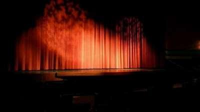 Landis Theater, Abschnitt: orchestra left, Reihe: h, Platz: 9