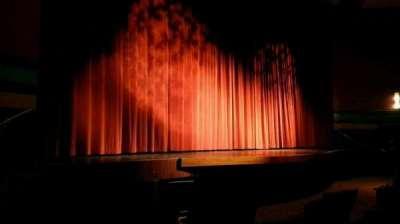 Landis Theater, Abschnitt: orchestra left, Reihe: f, Platz: 17