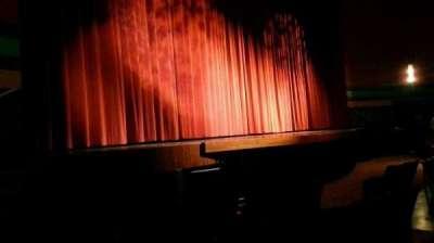 Landis Theater, Abschnitt: orchestra left, Reihe: e, Platz: 17