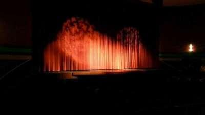 Landis Theater, Abschnitt: orchestra left, Reihe: m, Platz: 17