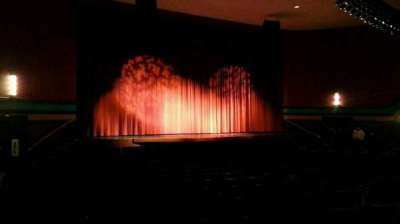 Landis Theater, Abschnitt: orchestra left, Reihe: s, Platz: 17