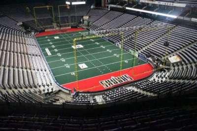 Jacksonville Veterans Memorial Arena, Abschnitt: 314, Reihe: F, Platz: 6