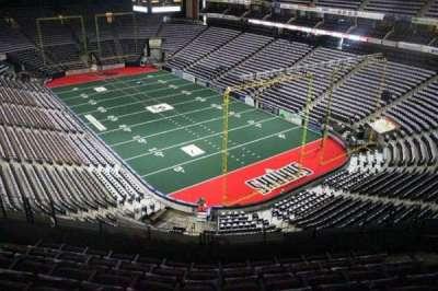 Jacksonville Veterans Memorial Arena, Abschnitt: 315, Reihe: F, Platz: 7