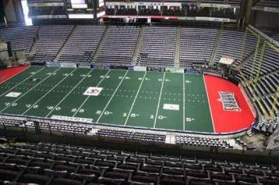Jacksonville Veterans Memorial Arena, Abschnitt: 319, Reihe: G, Platz: 8
