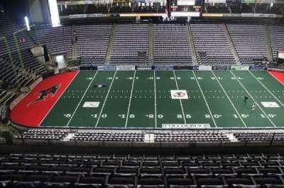 Jacksonville Veterans Memorial Arena, Abschnitt: 321, Reihe: F, Platz: 10