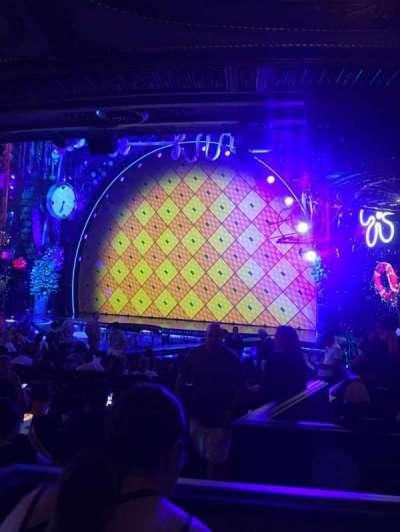 Palace Theatre (Broadway), Abschnitt: ORCH, Platz: 6