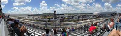 Dover International Speedway, Abschnitt: 249, Reihe: 42, Platz: 17