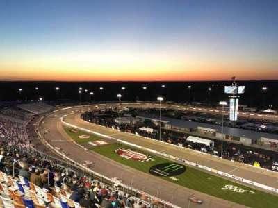 Richmond International Raceway, Abschnitt: P, Reihe: 22, Platz: 1