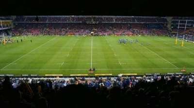 Newlands Rugby Stadium, Abschnitt: Railway Level 2, Reihe: S, Platz: 147