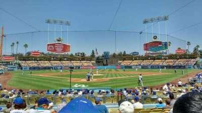 Dodger Stadium, Abschnitt: 2FD, Reihe: k, Platz: 10