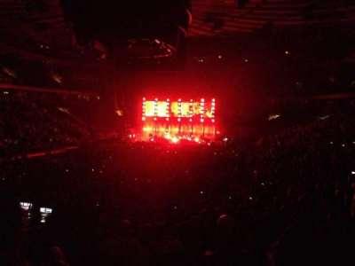 Madison Square Garden, Abschnitt: 103, Reihe: 14, Platz: 20