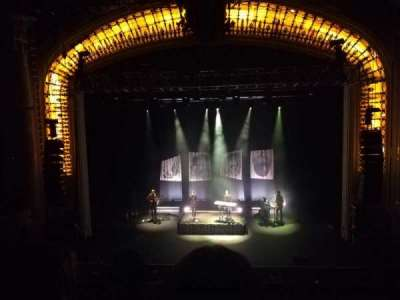 Orpheum Theatre (Boston), Abschnitt: MEZZ, Reihe: C, Platz: 206