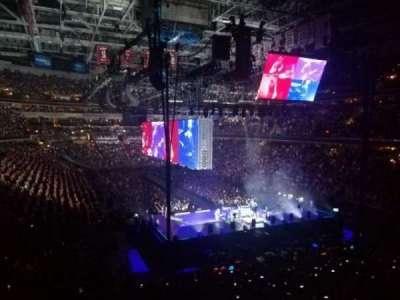 Capital One Arena, Abschnitt: 115, Reihe: Z, Platz: 10