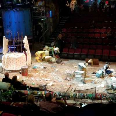 Circle in the Square Theatre, Abschnitt: Standing Room, Platz: 9