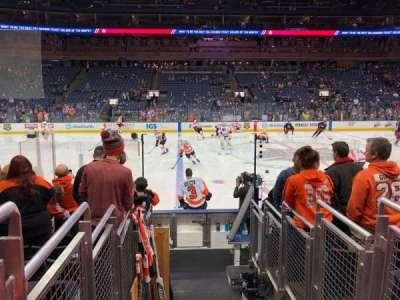 Nationwide Arena, Abschnitt: 104, Reihe: J, Platz: 15