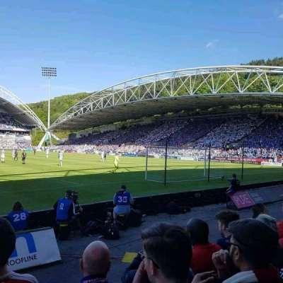 John Smith's Stadium, Abschnitt: CL05, Reihe: C, Platz: 113