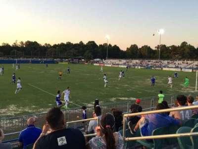 Ramblewood Soccer Complex, Abschnitt: 16, Reihe: 8, Platz: 4