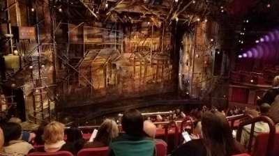 Broadway Theatre - 53rd Street, Abschnitt: mezzanine, Reihe: E, Platz: 8