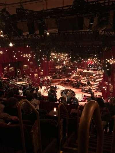 Imperial Theatre, Abschnitt: Rear Mezzanine, Reihe: G, Platz: 1