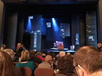 Music Box Theatre, Abschnitt: Orchestra, Reihe: L, Platz: 105