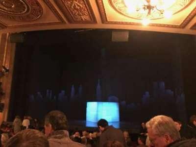 Walter Kerr Theatre, Abschnitt: Orchestra, Reihe: N, Platz: 101