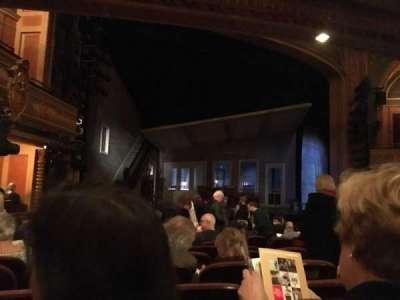 American Airlines Theatre, Abschnitt: Orchestra, Reihe: M, Platz: 9