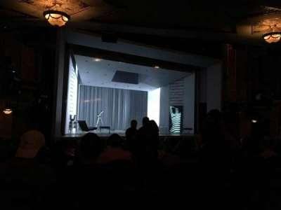 Gerald Schoenfeld Theatre, Abschnitt: Orchestra, Reihe: P, Platz: 11