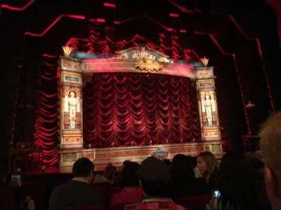 Walter Kerr Theatre, Abschnitt: Orchestra, Reihe: K, Platz: 118