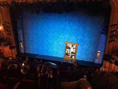 Walter Kerr Theatre, Abschnitt: Mezzanine, Reihe: F, Platz: 2