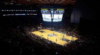 Madison Square Garden, Abschnitt: 227, Reihe: 11, Platz: 17