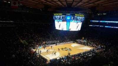 Madison Square Garden, Abschnitt: 208, Reihe: 5, Platz: 7