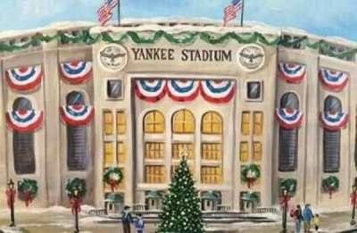 Yankee Stadium, Abschnitt: 312, Reihe: 4, Platz: 17