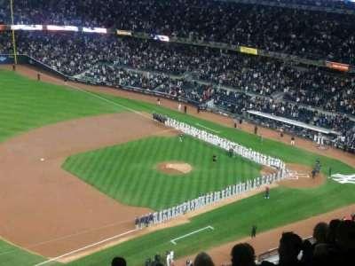 Yankee Stadium, Abschnitt: 428, Reihe: 7, Platz: 1