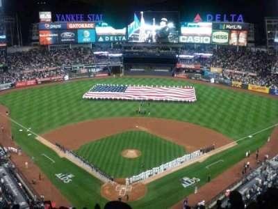 Yankee Stadium, Abschnitt: 420B, Reihe: 13, Platz: 1