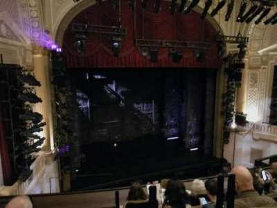 Samuel J. Friedman Theatre, Abschnitt: Mezzanine, Reihe: C, Platz: 1
