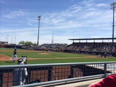 Peoria Sports Complex Abschnitt 113