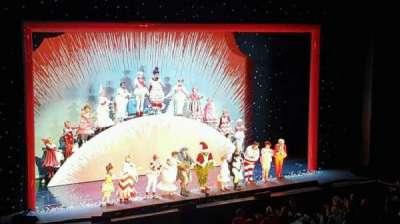 Durham Performing Arts Center, Abschnitt: 5, Reihe: A, Platz: 311