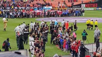 RFK Stadium, Abschnitt: 212, Reihe: 14, Platz: 8